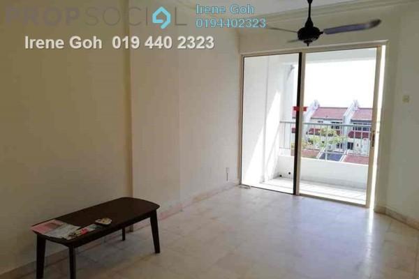 For Sale Condominium at Mar Vista, Tanjung Bungah Freehold Semi Furnished 2R/2B 399k