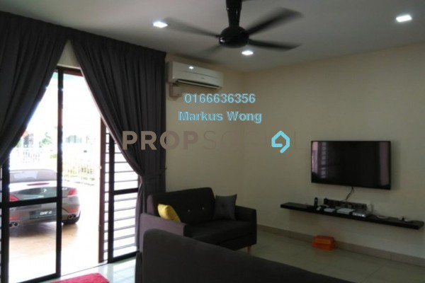 For Rent Terrace at Jalil Sutera, Bukit Jalil Freehold Semi Furnished 5R/4B 4k