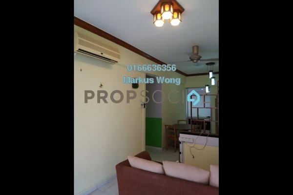 For Rent Apartment at Jalil Damai, Bukit Jalil Freehold Semi Furnished 3R/2B 1.2k