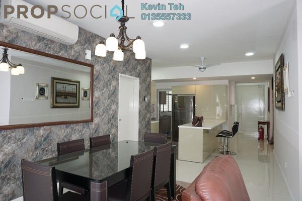 For Sale Condominium at Vista Mahogani, Kajang Freehold Fully Furnished 3R/2B 750k
