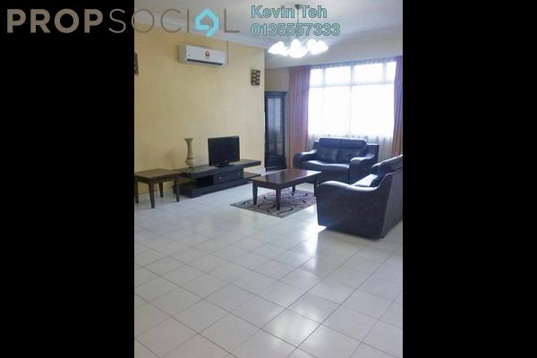 For Rent Condominium at Bayu Angkasa, Bangsar Freehold Fully Furnished 3R/2B 2.9k