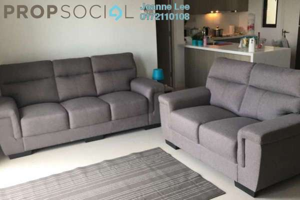 For Rent Condominium at Tropicana Gardens, Kota Damansara Freehold Fully Furnished 2R/2B 3.2k