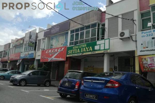 For Rent Shop at Station 18, Ipoh Freehold Unfurnished 0R/2B 1.6k