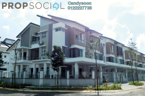 For Sale Semi-Detached at Tropicana Cheras, Kajang Freehold Semi Furnished 7R/8B 1.65m
