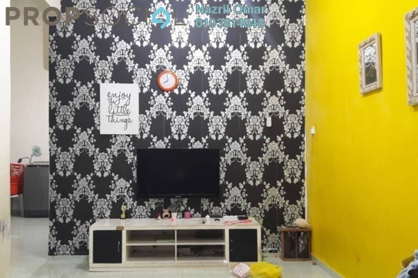 For Sale Terrace at Taman Seri Meru, Meru Freehold Semi Furnished 4R/2B 305k
