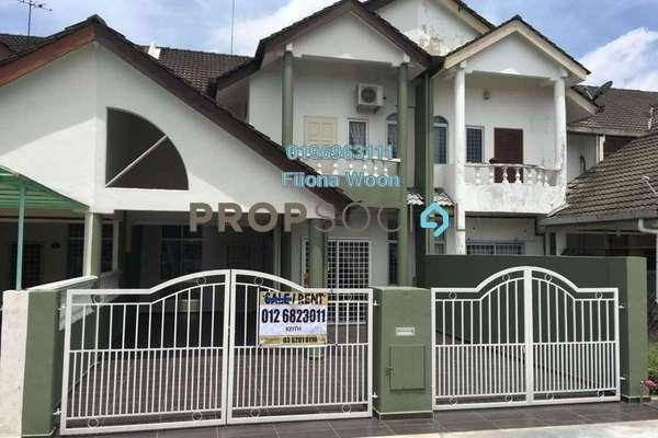 For Rent Terrace at Taman Pantai Emas, Klebang Freehold Unfurnished 5R/3B 2k