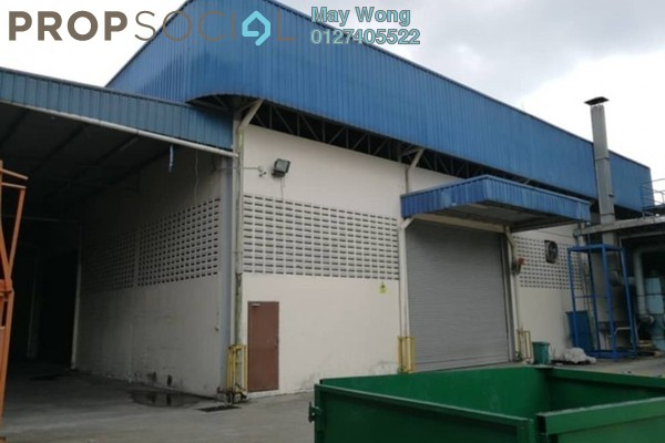 For Sale Factory at Taman Austin Perdana, Johor Bahru Freehold Semi Furnished 0R/0B 13m