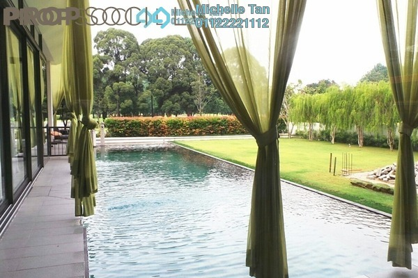 For Sale Bungalow at Taman U-Thant, Ampang Hilir Freehold Fully Furnished 12R/10B 35m