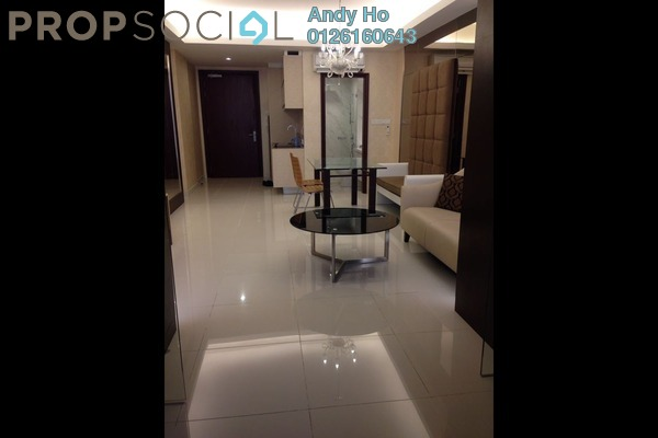 For Rent Condominium at Cliveden, Sri Hartamas Freehold Fully Furnished 0R/1B 1.7k