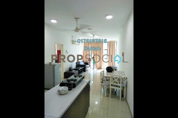 For Rent Condominium at Vista Alam, Shah Alam Freehold Fully Furnished 2R/2B 1.5k