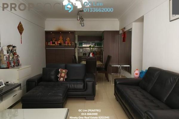 For Sale Condominium at D'Alamanda, Cheras Leasehold Semi Furnished 3R/2B 600k