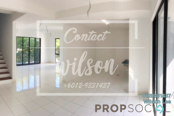 For Sale Terrace at Valencia, Sungai Buloh Freehold Semi Furnished 3R/3B 1.38m