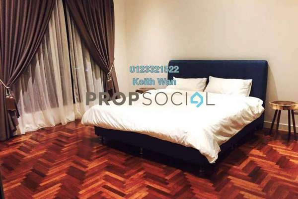 For Rent Condominium at The Mews, KLCC Freehold Fully Furnished 1R/1B 4.6k