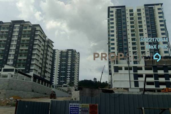 For Sale Condominium at Iris Residence, Bandar Sungai Long Freehold Unfurnished 3R/2B 432k