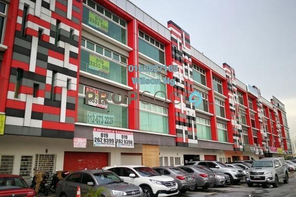 For Rent Shop at Diamond Square, Seri Kembangan Freehold Unfurnished 0R/8B 2k