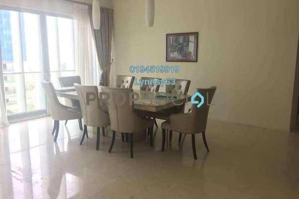 For Rent Condominium at Dua Residency, KLCC Freehold Semi Furnished 5R/5B 13k