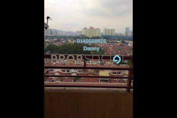 For Sale Condominium at Idaman Sutera, Setapak Freehold Semi Furnished 3R/2B 265k