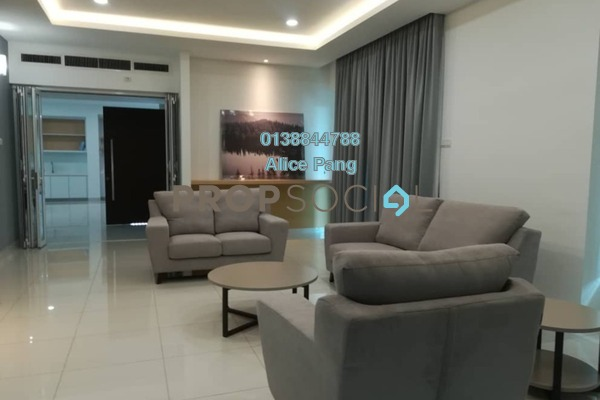 For Rent Condominium at One Tanjong, Tanjung Bungah Freehold Fully Furnished 4R/4B 8k