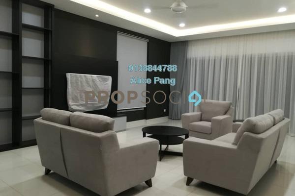 For Rent Condominium at One Tanjong, Tanjung Bungah Freehold Semi Furnished 4R/4B 7.8k