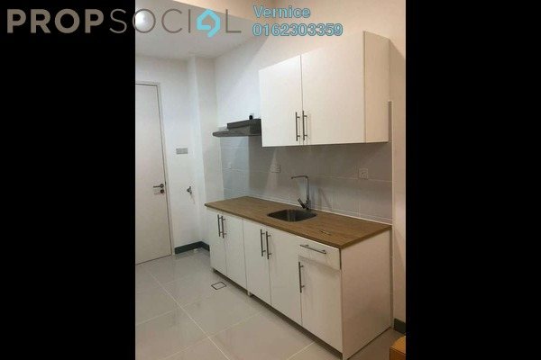 For Sale Apartment at South View, Bangsar South Freehold Semi Furnished 2R/1B 590k
