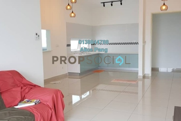 For Rent Condominium at Orchard Ville, Sungai Ara Freehold Semi Furnished 3R/2B 1.4k