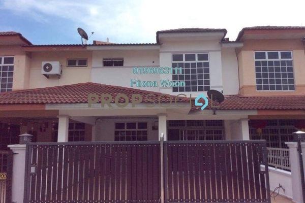 For Rent Terrace at Taman Melaka Baru, Batu Berendam Freehold Semi Furnished 4R/3B 1.2k