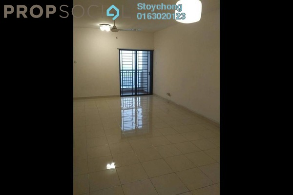 For Rent Condominium at Pelangi Utama, Bandar Utama Freehold Semi Furnished 3R/2B 1.4k