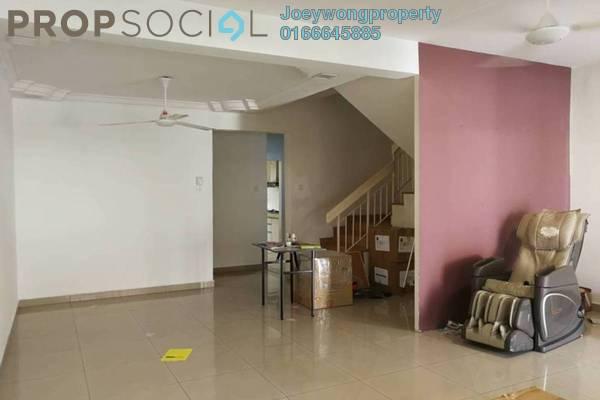 For Rent Terrace at Puteri 7, Bandar Puteri Puchong Freehold Semi Furnished 4R/3B 1.8k