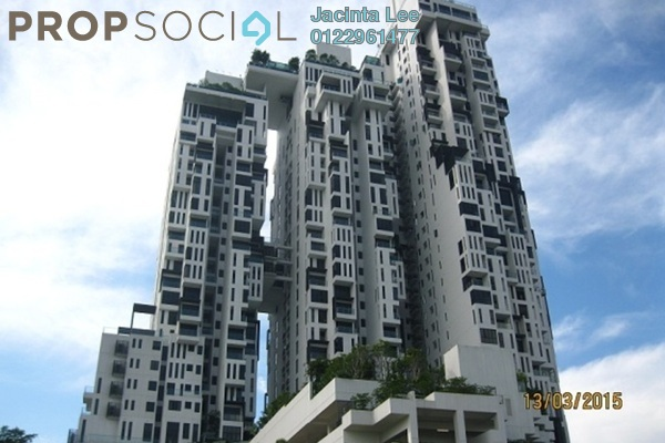 For Sale Serviced Residence at Icon Residence (Mont Kiara), Dutamas Freehold Semi Furnished 2R/1B 996k