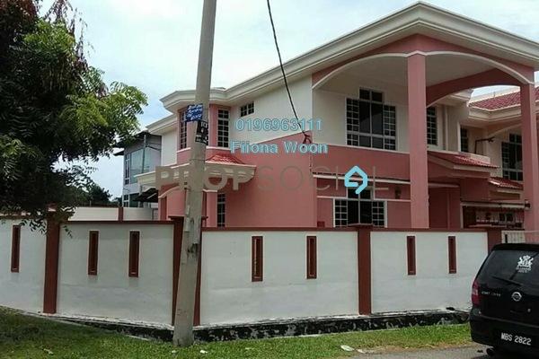 For Rent Terrace at Taman Cheng Bestari, Melaka Freehold Unfurnished 4R/3B 1.3k