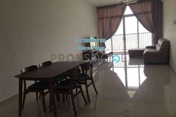 For Rent Condominium at Sandiland Foreshore, Georgetown Freehold Fully Furnished 3R/2B 2.4k