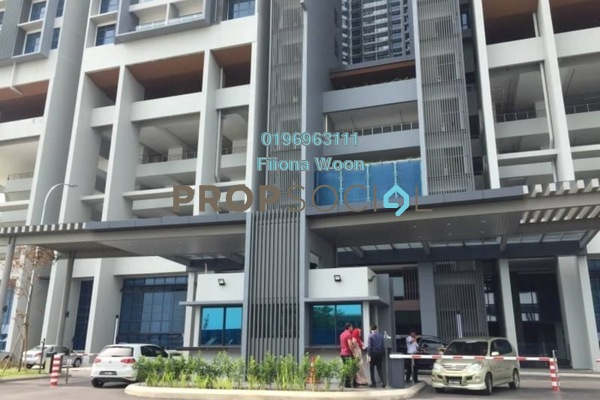 For Rent Condominium at Kota Laksamana, Bandar Melaka Freehold Fully Furnished 1R/1B 1.6k