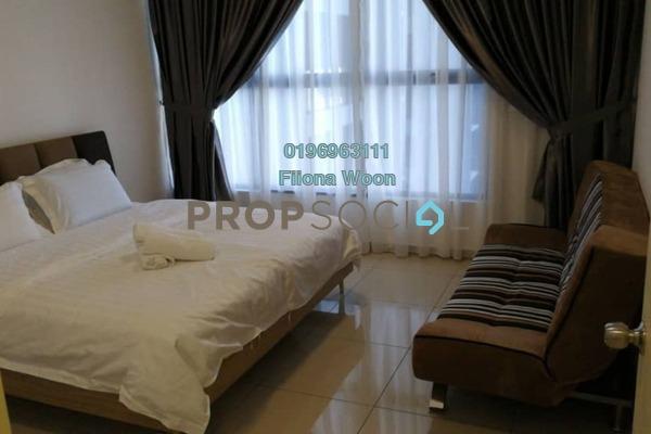 For Rent Condominium at Kota Laksamana, Bandar Melaka Freehold Fully Furnished 1R/1B 2k