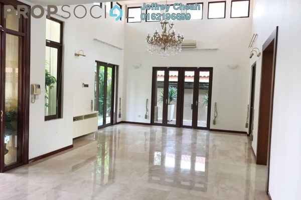 For Sale Bungalow at Impian Bukit Tunku, Kenny Hills Freehold Semi Furnished 5R/5B 7.2m