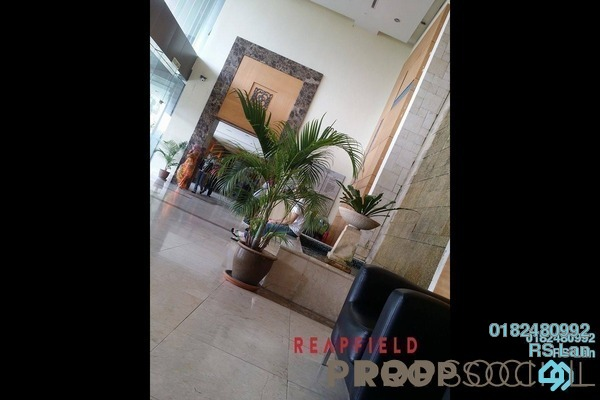 For Sale Serviced Residence at Amcorp Mall, Petaling Jaya Leasehold Fully Furnished 2R/2B 620k