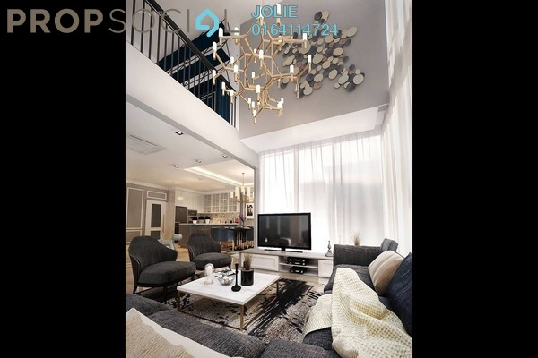 For Sale Semi-Detached at Suria Jelutong, Bukit Jelutong Freehold Unfurnished 6R/7B 1.79m