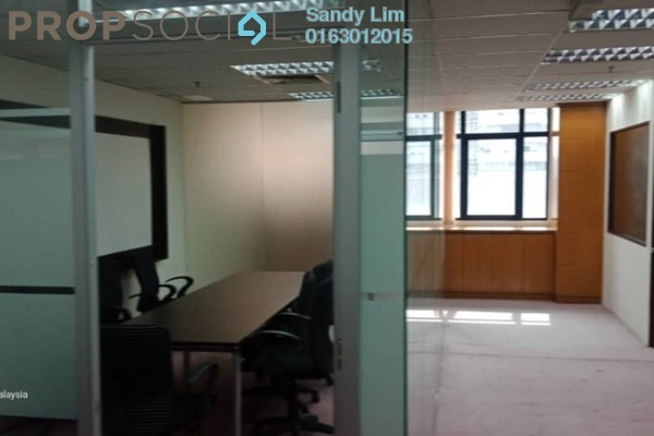 For Rent Office at Wisma UOA II, KLCC Freehold Fully Furnished 0R/0B 4.2k