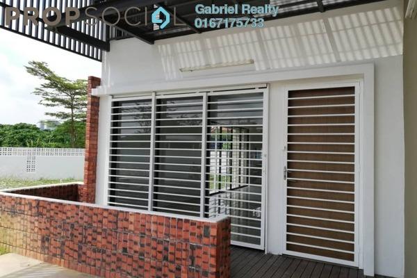 For Sale Terrace at BP2, Bandar Bukit Puchong Freehold Semi Furnished 5R/2B 1.05m