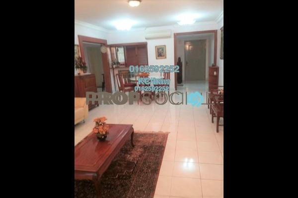 For Rent Condominium at Mont Kiara Pelangi, Mont Kiara Freehold Fully Furnished 3R/2B 2.9k