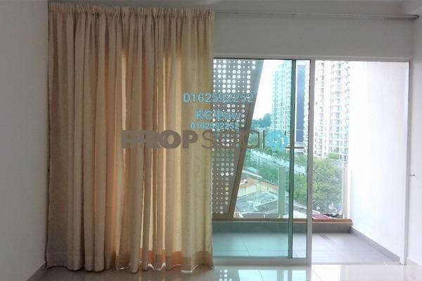 For Rent Condominium at Arte KL, Kuchai Lama Freehold Semi Furnished 3R/2B 2k