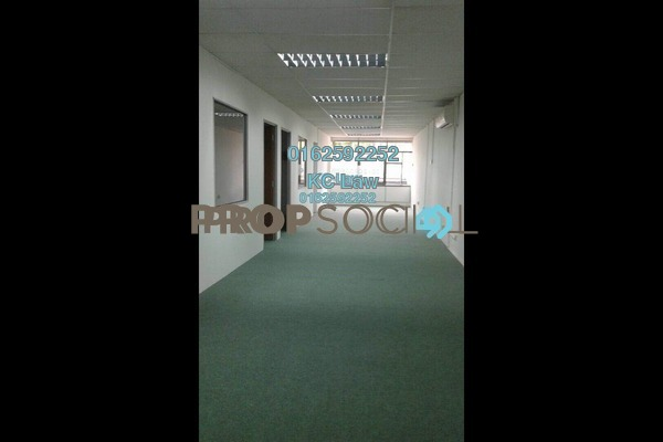 For Rent Office at Pinggiran Taman Tun Dr Ismail, TTDI Freehold Unfurnished 3R/2B 4.2k
