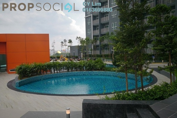 For Sale Condominium at The Holmes, Bandar Tun Razak Freehold Unfurnished 3R/2B 470k
