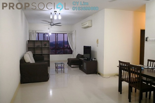 For Sale Condominium at Savanna 1, Bukit Jalil Freehold Fully Furnished 4R/2B 630k