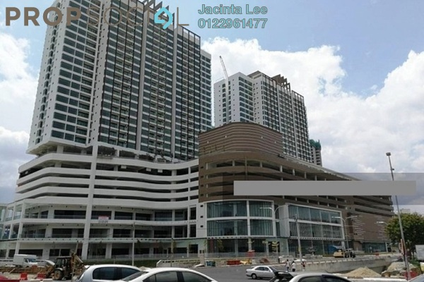 For Sale Condominium at Amerin Mall & Residence, Balakong Freehold Semi Furnished 3R/2B 521k