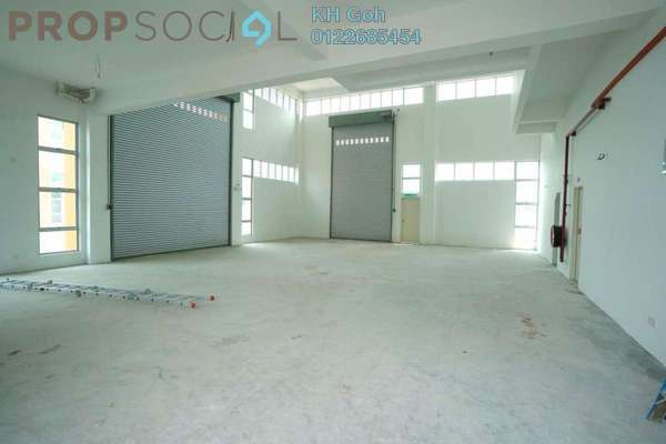 For Rent Factory at Rawang Integrated Industrial Park, Rawang Freehold Semi Furnished 0R/0B 15k