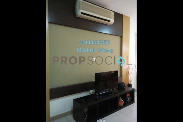 For Sale Condominium at Savanna 1, Bukit Jalil Freehold Fully Furnished 3R/2B 750k