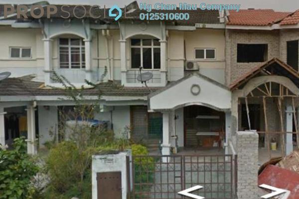 For Sale Terrace at Taman Puncak Jalil, Bandar Putra Permai Leasehold Semi Furnished 0R/0B 380k