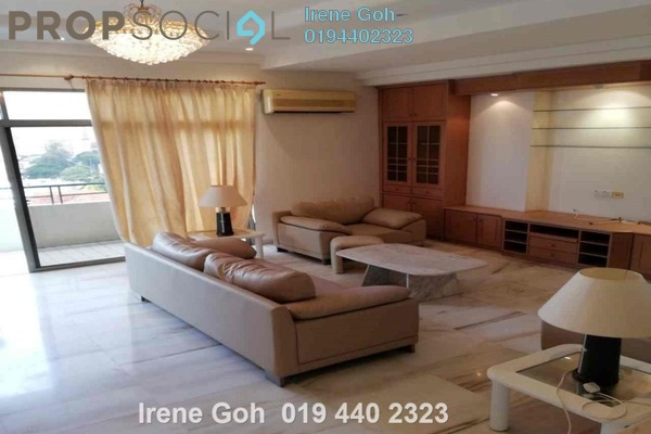 For Rent Condominium at Diamond Villa, Tanjung Bungah Freehold Fully Furnished 3R/3B 3.5k