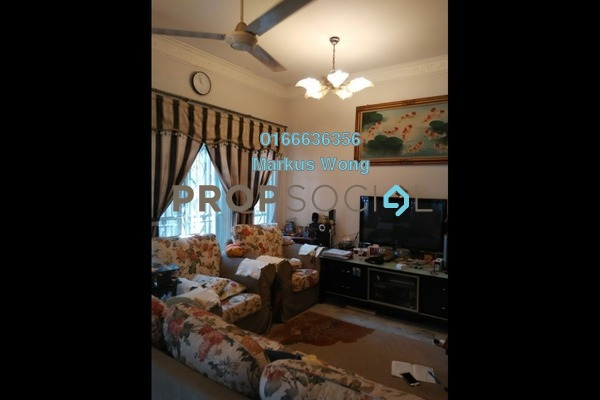 For Sale Terrace at Putra Bistari, Putra Heights Freehold Semi Furnished 4R/3B 760k