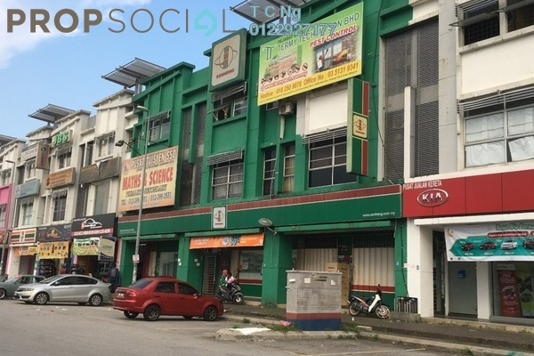 For Sale Shop at Kemuning Utama Commercial Centre, Kemuning Utama Freehold Unfurnished 0R/0B 2.3m